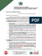 Ofício Fapesq Nº 360-2021