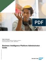 SAP BusinessObjects Business Intelligence Platform Version 4.3 SP1 - Administrator Guide