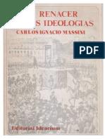 El renacer de las ideologías - Massini