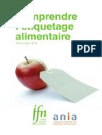 Etiquetage Mars2010 IFN ANIA