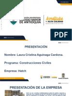 Laura Aguinaga- Sustentación de Práctica