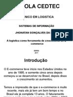 SISTEMAS DE INFORMAÇÃO - E-Commerce Trabalho