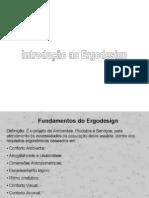 Fundamentos de Ergo-design