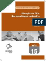 15 - Educação e as TIC's