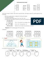 CONTINUAMOS PRACTICANDO Matemáticas