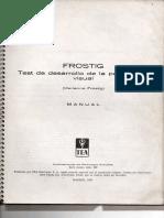 Test de Percepcion Visual (Manual)