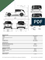 Dimensioni Volkswagen ID3
