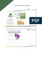 Conferencia Experiencias exitosas de mitigación y adaptación al cambio climático