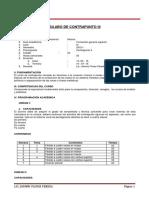 CONTRAPUNTO III ( FLORES 2015)
