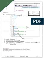 CH1_Les structures de données _ 4SCX _2021
