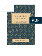 eBook - Mulheres Bíblicas (Thaís Oliveira)