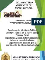 Ponencia- Rol Del Ministerio Publico