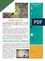 resiliencia en el trabajo