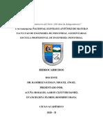Informe de Hidrocarburos - Grupo 4