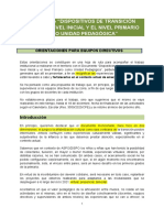 ARTICULACION N.I Y N.P 2020 ORIENTACIONES