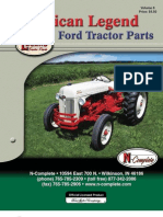 Carte tehnica ford 3000 | Manual Transmission | Tractor