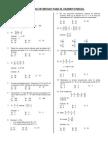Preg. de Repaso Para El Examen Parcial  Aritmetica 3ro Secundaria