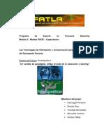 Proyecto de Capacitación Docente en las TIC (Grupo Paradigmática)