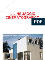 Il Linguaggio Cinematografico 03