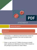 aula 8 Anemias