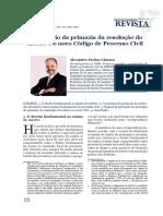 Artigos NCPC