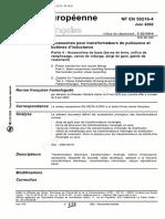 NF EN 50216-4 - 2002