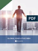 Ifg Ee Executive Mba Icg Global Executive