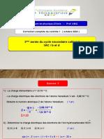 3AC - B Et D - Correction Compléte - ( Controle 1 - Octobre )