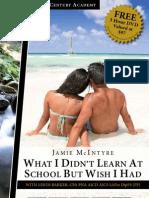 What I wish - eBook