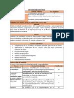 INFORME DE AUDITORIA. ACTIVIDAD 4