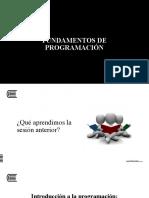 Semana01_2_Introducción a la programación (laboratorio)