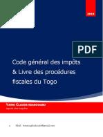 Togo - CGI & LPF 2019