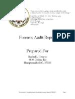 012011Hemric4836 Forensic Audit
