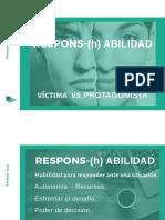 CLASE 4 - G5 - VICTIMA vs. PROTAGONISTA 2021