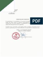 Comunicado Funcion Publica Urgente