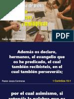 LA GRACIA DE DIOS PERMITE AÑADIR CRECER Y MULTIPLICAR