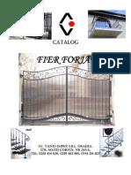 Catalog fier forjat PDF