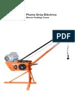Manual Pluma