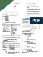 Organizational Leadership-notes