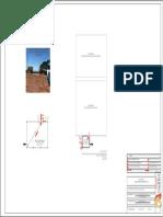 Planta baixa PPCI Casa do ozonizador e Depósito