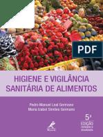 Higiene e Vigilancia Sanitaria de Alimentos