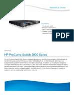 ProCurve_Switch_2900_Series