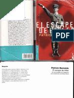 El escape de Hitler - Patrick Burnside - em espanhol