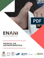 Manual de Avaliacao Antropometrica