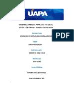 TAREA 5 SEMINARIO DE ACTUALIZACIONES JURIDICAS 2  MIRIAM DIAZ