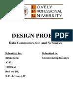Networkin DP1