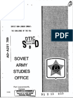 Soviet Non-linear
