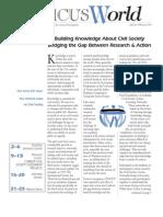 Building Knowledge on CS