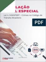 Aula 19 - Lei Nº 9.503-1997 - Crimes No Código de Trânsito Brasileiro