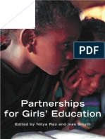Partnerships for Girls' Education